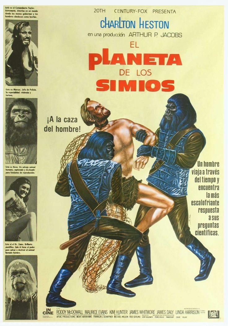 El planeta de los simios - Planet of the Apes