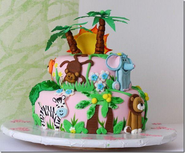 torta animali zoo-1