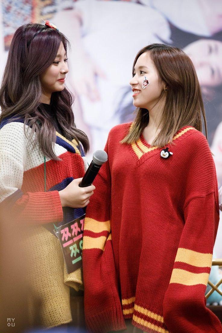 Tzuyu y Mina - Twice (@TartaDeFresa04)   Twitter ¿Te gusta el K-pop? Sigueme en Twitter! Subo todo tipo de noticias de Kpop, rapido! Ya estamos por llegar a los 200 seguidores >_<