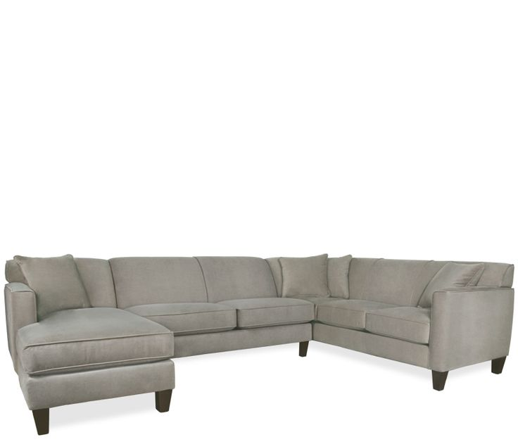 Dayton 3 Pc Sectional This Item May Be Custom Ordered In Over 100 Covers Boston Interiors