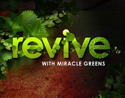 "Check out new work on my @Behance portfolio: ""Alkawhole Revive with Miracle Greens Promotion"" http://be.net/gallery/52909873/Alkawhole-Revive-with-Miracle-Greens-Promotion"