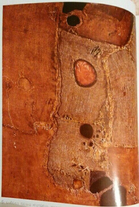 200. Alberto Burri, Sacco B, 1953, tela di sacco e olio m 1x0,86 proprietà dell'autore, M di Città di Castello