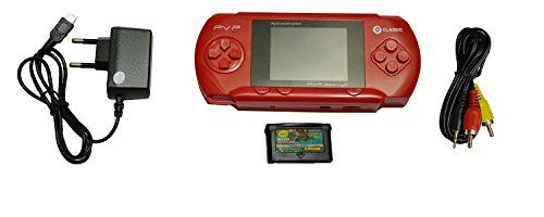 Price: (as of Jan 01,1970 00:00:00 UTC – Details)   Balaji Retails brings PVP Station Light 3000 – Tv Game Console Handheld Like Sony PsP, Description Specification:1) 2.7″ LCD Display,Full Color Digital Crystal Screen 2) Support more than 2000 different 8-bit true color games...