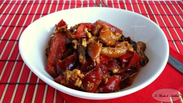 Peperoni e uova ricetta abruzzese for Abruzzese cuisine