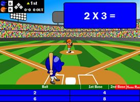 free online baseball mathematics game: Grade Math, Math Games, Games Free, Tables Free Online, Numeracy 2014, Baseball Mathematics, Mathematics Game, Math Websites