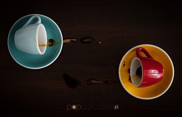 Włoska kawa nie daje mi spokoju. Włosi twierdzą, że mają najlepszą kawę. Na pewno najlepiej rozpoznawalną. Ale może coś się zmienia w tym kierunku?