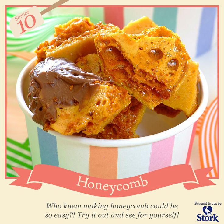 Honeycomb #recipe