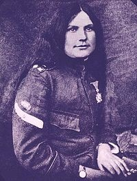 Miilunka Savic, Serbian WWI heroine, most decorated female combatant in the entire history of warfare; wounded no fewer than 9 times