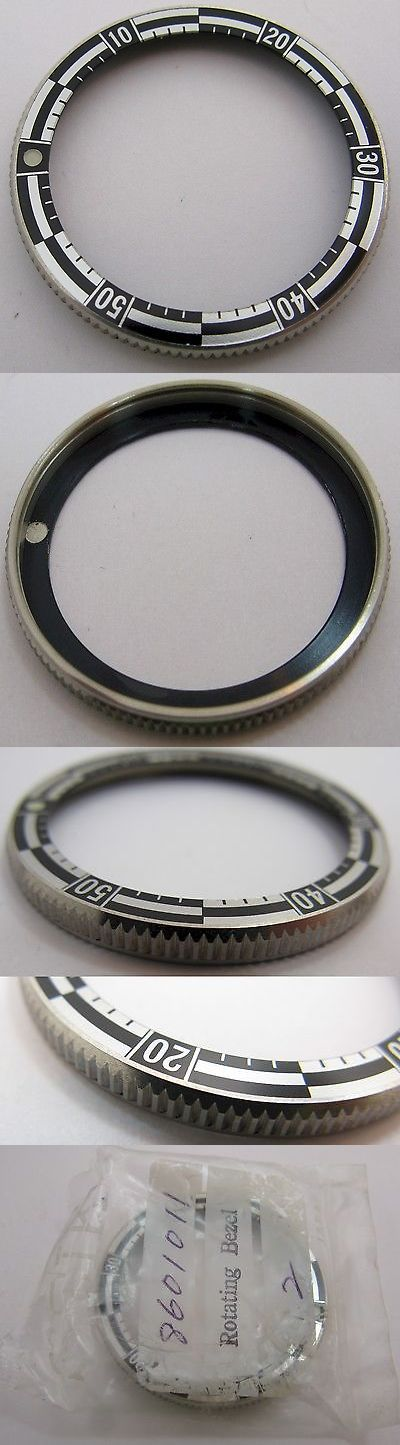 Other Watch Parts and Tools 180246: Seiko Sports Rally Diver Bezel 40 Mm + Red And Black Insert Lum. Dot For Parts -> BUY IT NOW ONLY: $195 on eBay!
