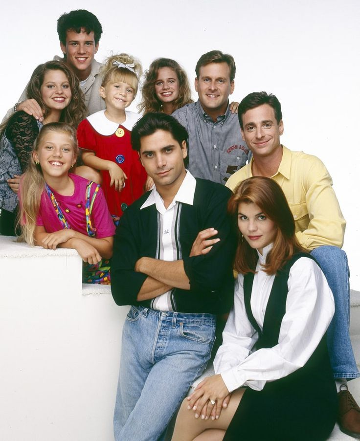 Full House Cast: