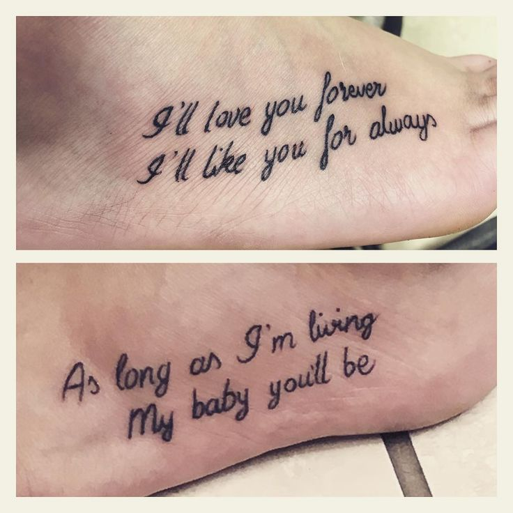 Best 25+ Mom Tattoo Quotes Ideas On Pinterest