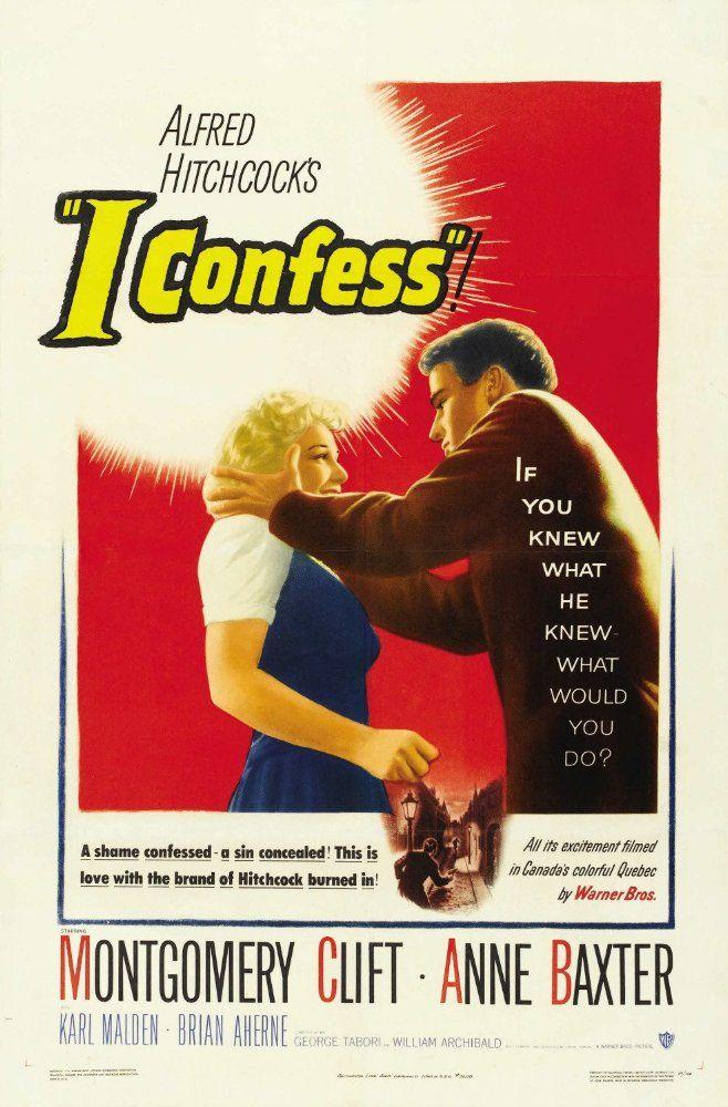 I Confess (1953) - Photo Gallery - IMDb