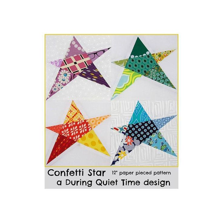 10 FREE Star Quilt Patterns You'll Love!