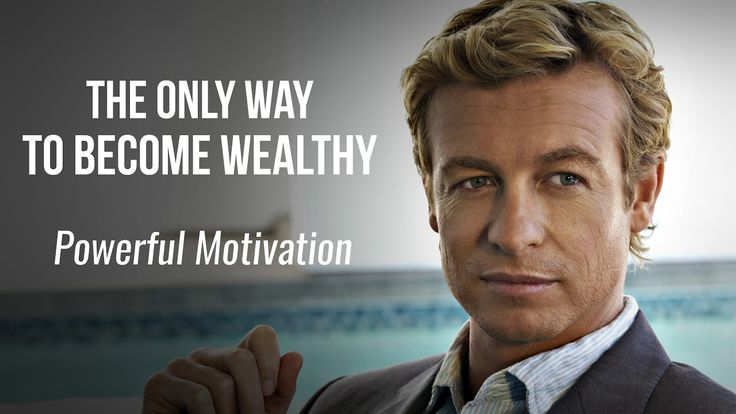 THE PSYCHOLOGY OF THE RICH - Motivational Video 2017