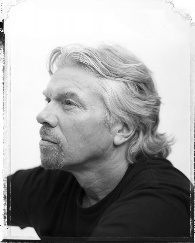 Sir Richard Branson: 17 Best Images About Portraits Of Richard Branson On