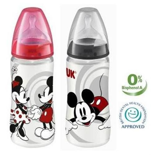 Nuk Mickey Amp Minnie Baby Bottles Daughter Pinterest