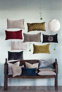 Botanique cushions