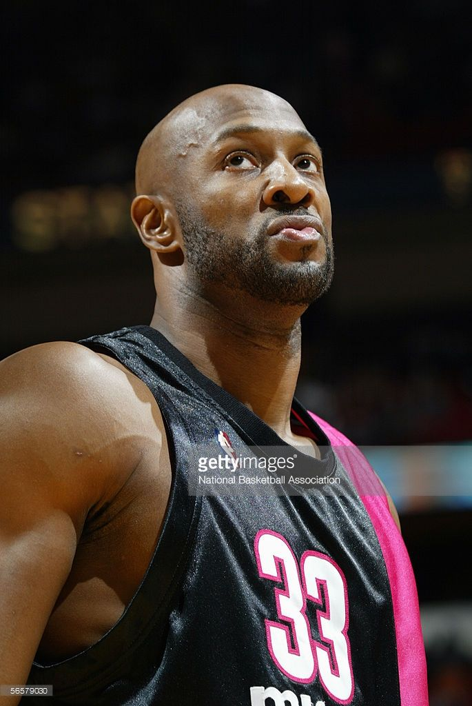 Alonzo Mourning - Miami Heat, 1995-2002, 2005-2008