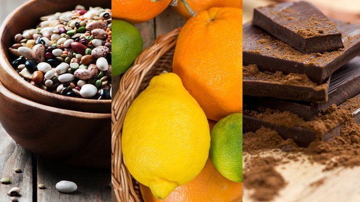 10 produktów, które w naturalny sposób obniżają poziom cukru we krwi
