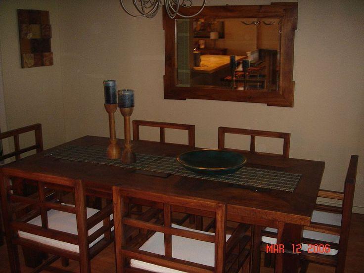 4 bdrm views balcony walk to beanc fishing spots Dining Room