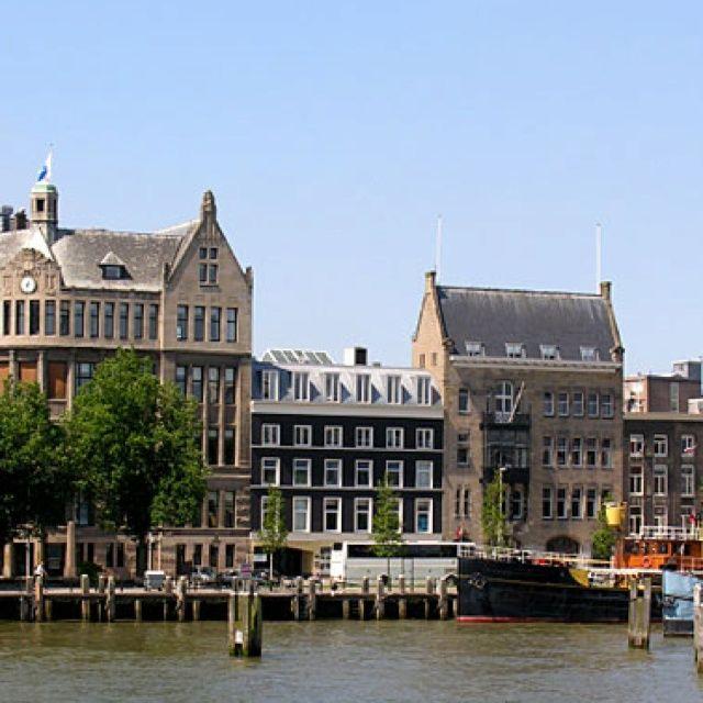 Rotterdam, Holland.