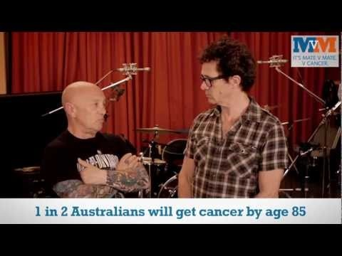 It's a shocking statistic, but the fact is one in two men in Australia will be diagnosed with cancer by the time they're 85. Put simply, that means it could be you or your best mate.     That's why we've started Mate v Mate, a new event where best mates get together to raise money for research that will help change the odds - and have some fun in the process. http://www.matevmate.com.au/  #event #challenge #cancer #sport #hope #video #fundraising #charity #bloke #mate #friends