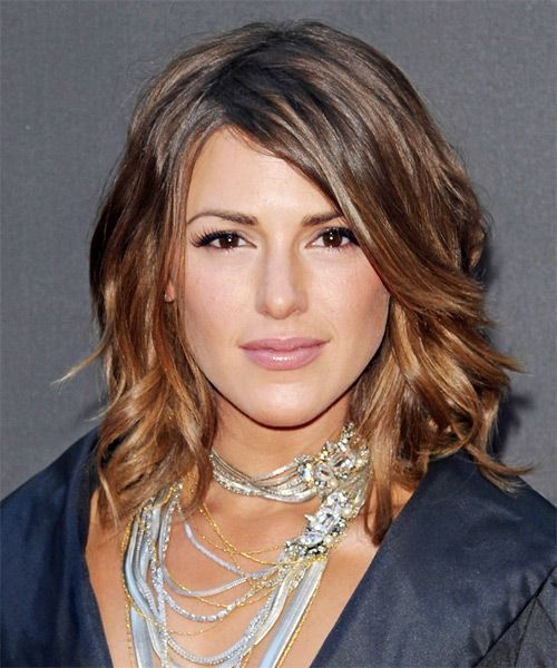 soap celebrity hair styles and color