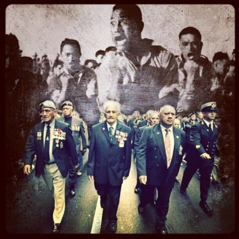 Remembering those who served as ANZACS our Maori battalion heroes