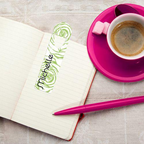 Personalized Bookmark - Design 7