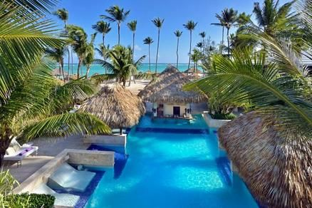 Paradisus Punta Cana Resort - Dominican Republic, Caribbean - Luxury Hotel Vacation from Classic Vacations