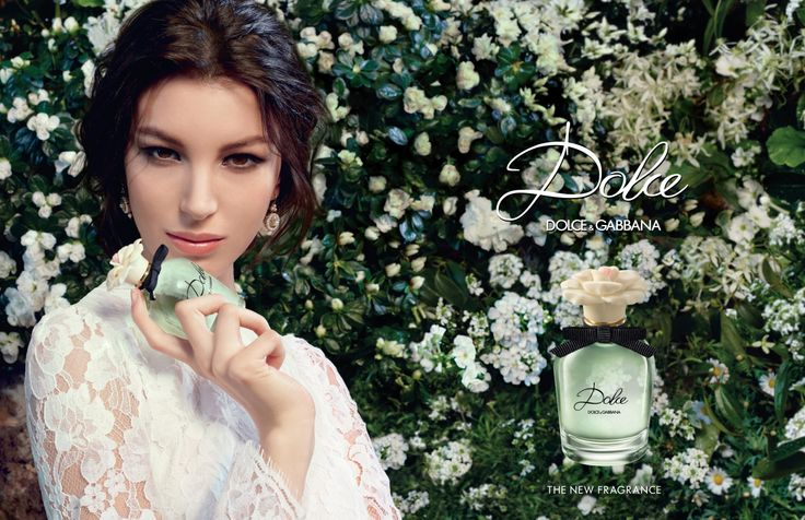 """""""The nobility of the soul, the elegance of every day gestures, the joy of sharing from generation to generation, and the effortless perfection of a single white flower. This is the picture of Sicily that I carry within me, and the one captured in this delicate fragrance,"""" says Domenico Dolce. www.dolcegabbana.com/beauty/perfumes/women/dolce #dgbeauty #dolcegabbana #dgdolce"""