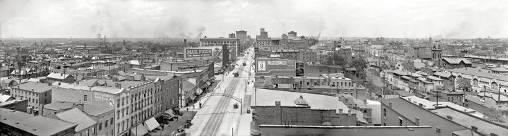 Shorpy Historical Photo Archive :: Hello Columbus: 1909