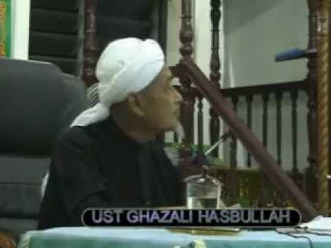 Al-Marhum - Ustaz Ghazali Hasbullah - Hati Kotor 1 - Amalan Zikir Imam G...