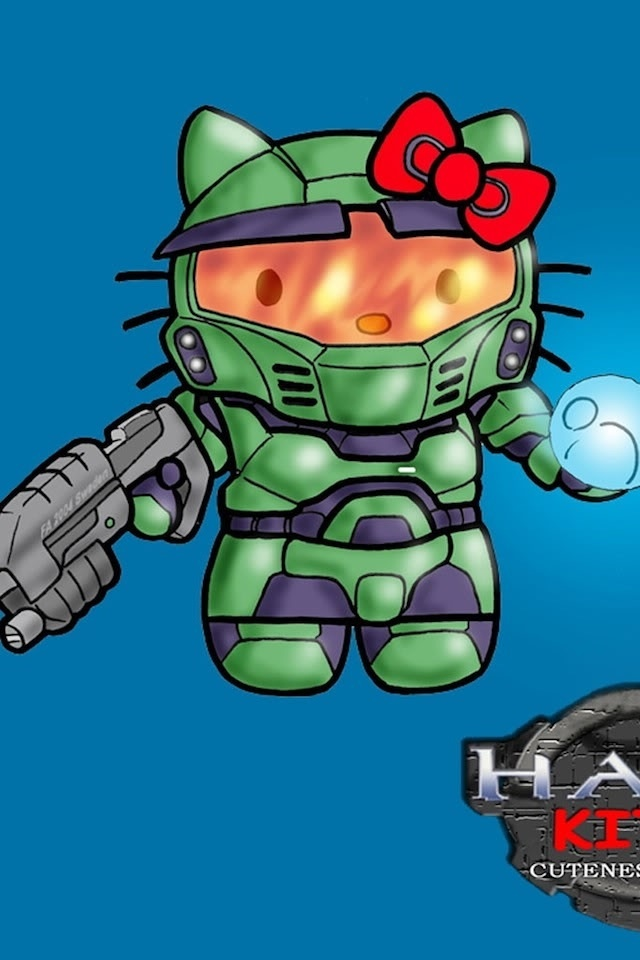 Halo kitty Hello kitty, Kitty, Little twin stars
