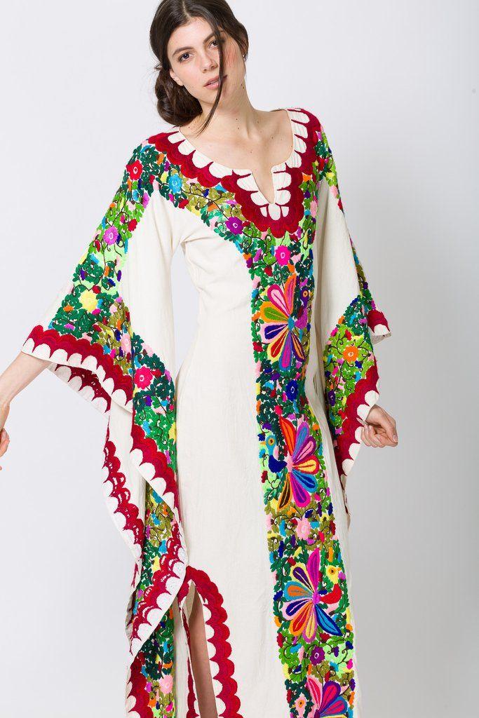 Mexican Boho Wedding Dress