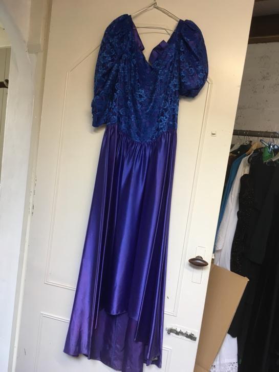 Foute blauwe jurk 2