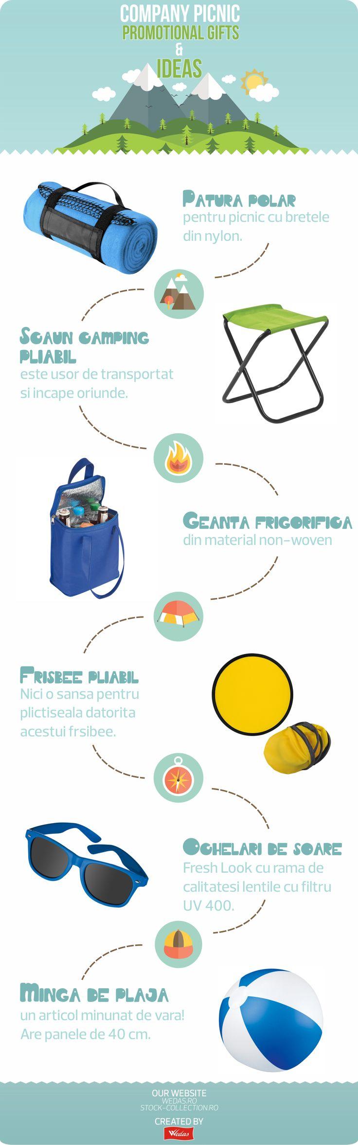Idei pentru un picnic de companie reusit: http://www.wedas.ro/materiale-promotionale/blog/idei-pentru-un-picnic-de-companie-reusit