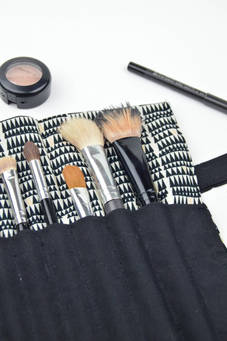diy makeup brush holder travel. diy. makeup brush rollmakeup holdersspare roomtravel diy holder travel a