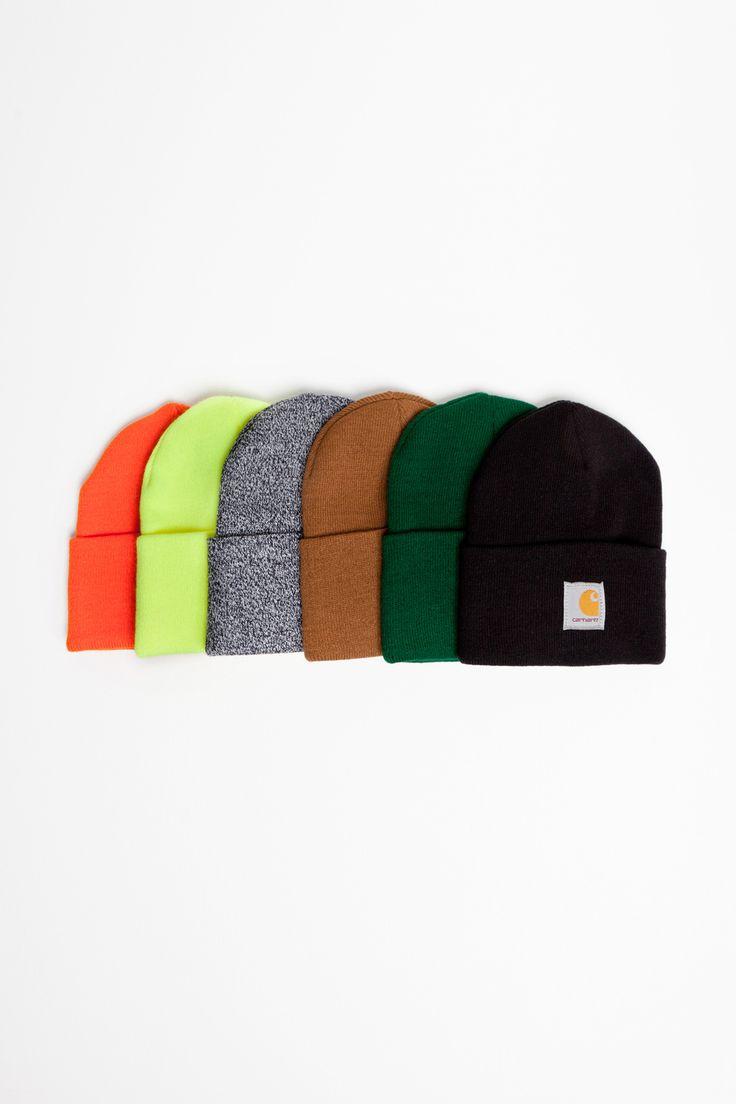tresbienvisuals:  Hats from Carhartt now online.TRÈS BIENhttp://tres-bien.com