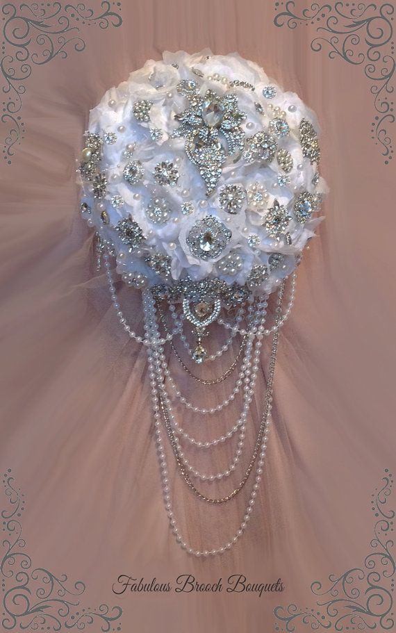 70 best Fabulous Beautiful Brooch Bouquets images on Pinterest