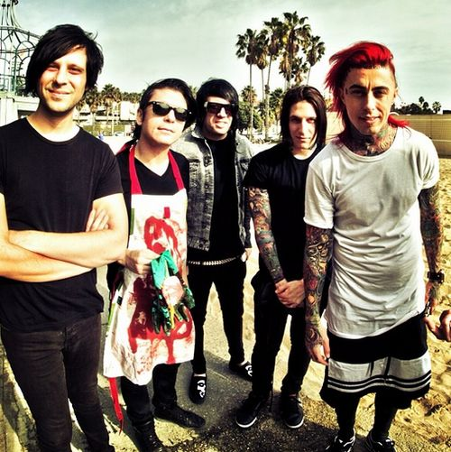 fir, ronnie radke, and falling in reverse image