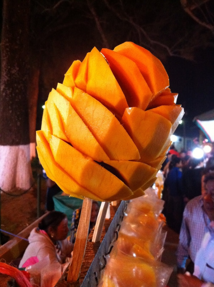 Mango Flower , El Salvador, C.A