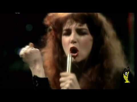 Kate Bush - Wuthering Heights (Rare Version) Kate singing live on Top of the Pops 1978