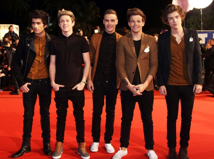 One Direction Grammy 2013