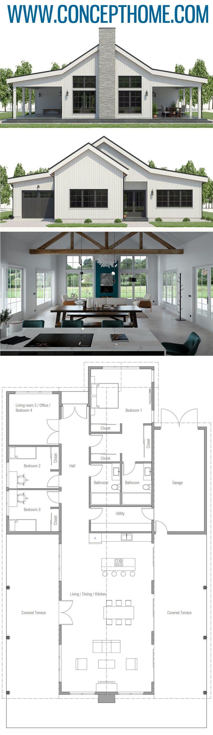 Plan de Maison CH578