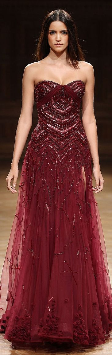 Tony Ward Couture F/W 2015♔PM