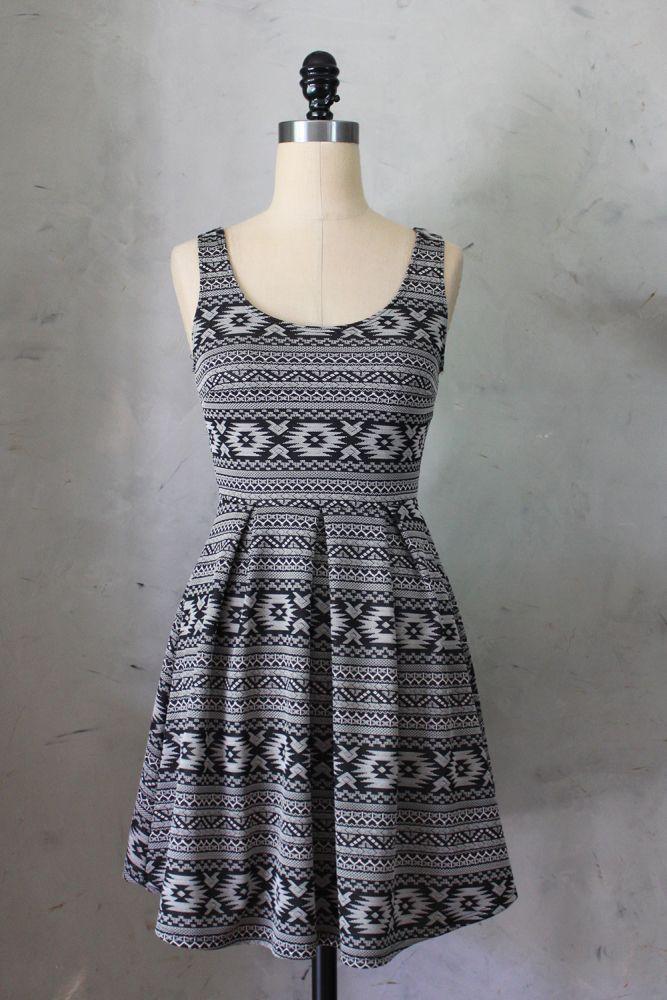 Summer Batik Dress