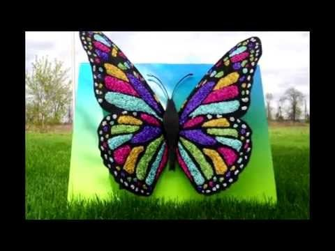 Butterfly Poster | ArtSkills Poster Supplies - YouTube
