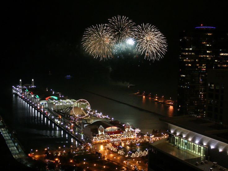 The best spots to watch Chicago's Fourth of July fireworks