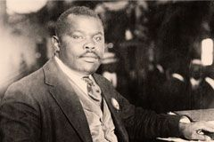 Happy Birthday Marcus Garvey - Biography